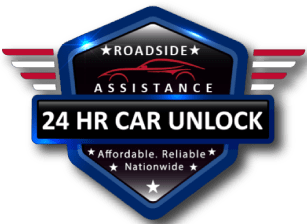 24 Hour Car Unlock Logo